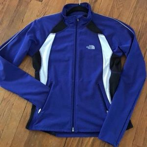 The North Face flight series zip up